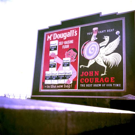 Antique Tilley Ls by Photos Of 1950s Advertisements On Hoardings