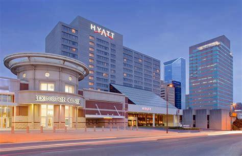 hotel hyatt regency lexington ky bookingcom