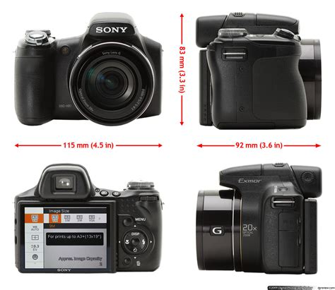Kamera Sony Semi Dslr sony hx1 semi dslr free 2batteries 1bag 4gb memory clickbd