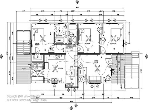 house build plans modern residential building plans