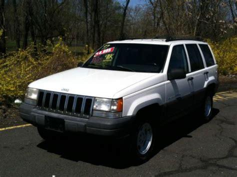 1997 Jeep Laredo Purchase Used 1997 Jeep Grand Laredo Sport