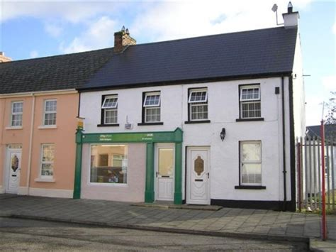 Johnston Post Office by Attempted Robbery At St Johnston Post Office Donegal News