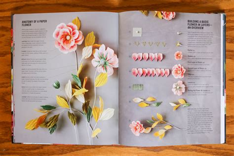 How To Make Petals Out Of Paper - new book paper to petal peterson