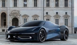 Automotive M A 2015 The Ied Syrma Concept Car Is A Futuristic Mclaren