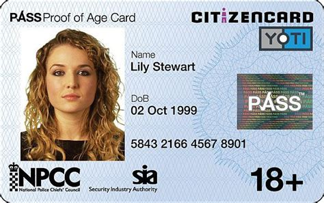 Identification Card Ellie Island Template by What Is A Citizencard Uk Photo Id Card