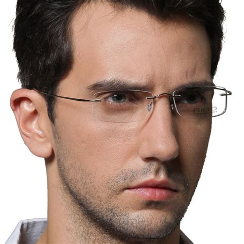 popular rimless glasses aliexpress