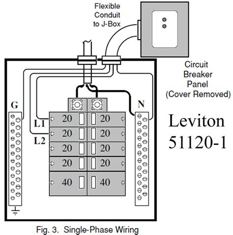 how to wire whole house surge protector