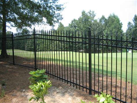 Decorative Metal Fence by Decorative Metal Fencing Panels