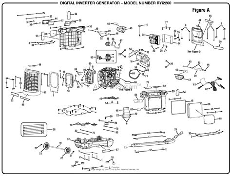 ryobi generator wiring diagram power outlet wiring diagrams