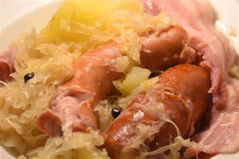 cuisiner une choucroute la cuisine traditionnelle d recettes tests et avis