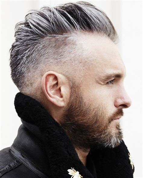hair cut shorter on sides than back 10 shaved sides hairstyles for men you can t miss