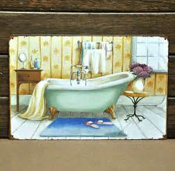 popular vintage bathroom signs buy cheap vintage bathroom