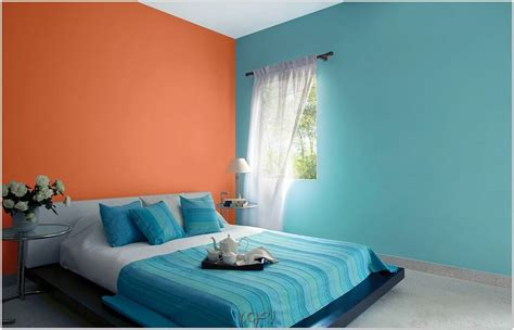two colour combination for bedroom walls smith design