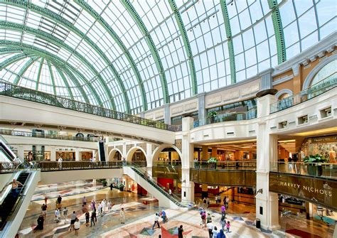 Mitch Duncan Architectural Photography Mall Of The