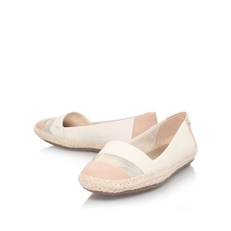 flat slip on shoes for klein saleem flat slip on shoes in lyst