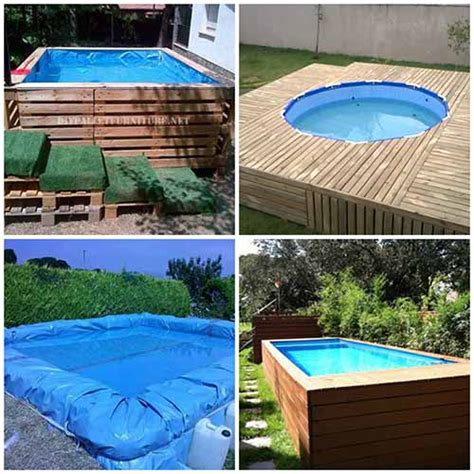 The Best 10 Diy Backyard Pool Ideas Iseeidoimake Diy Backyard Pool