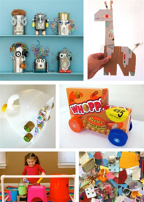 Papercraft Materials - trash diet top 10 recycled and projects modern