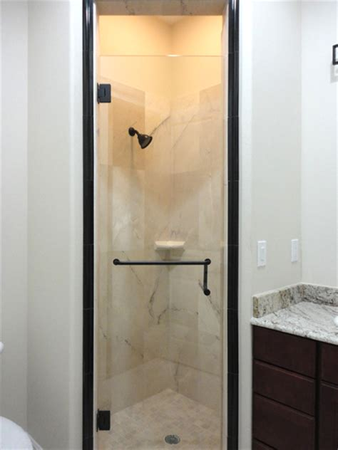 Single Glass Shower Door Frameless Shower Enclosures Orlando Bathroom Shower Doors Shower Enclosures Orlando Shower