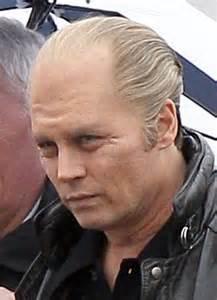 johnny depp wears a wig in public new photo shows omg amber heard johnny depp shows off receding grey hair