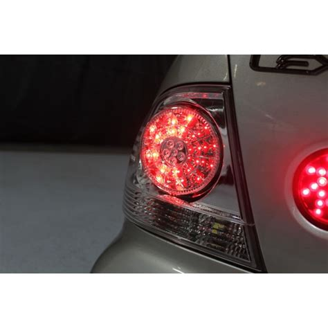 lexus is300 tail lights 2001 2005 lexus is300 altezza performance led tail lights