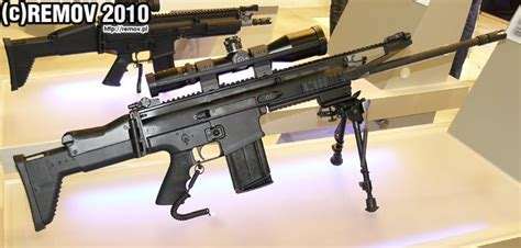 New Sniper Scar no lawyers only guns and money fn herstal unveils new