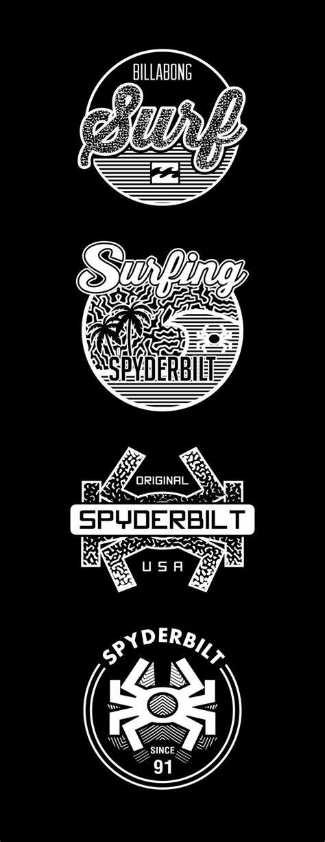 Kaos Tshirt Print Rip Curl Spyderbilt Quik Silver Dc 3 vintage vector spyderbilt vintage vector vectorsurf vintagevector volcom adidas billabong