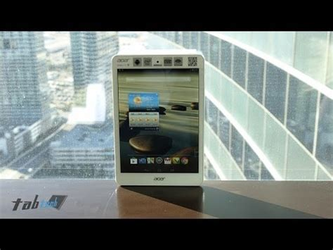 acer iconia a1 video clips