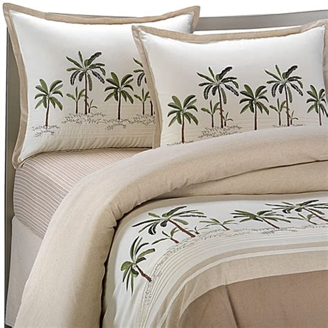 Palm Tree Bedroom Furniture Buy Croscill 174 Fiji Comforter Set From Bed Bath Beyond