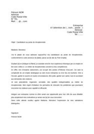 Exemple Lettre De Motivation Zadig Et Voltaire Cover Letter Exle Exemple Lettre De Motivation Zadig Et Voltaire