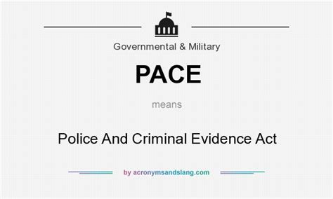 police and criminal evidence act 1984 section ix police and criminal evidence act 1984