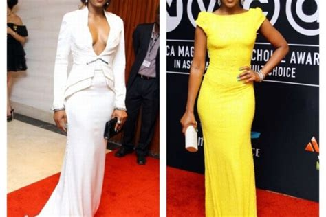 Yea Or Nay Hearts Rbk Johanssons Line With Reebok by 4 Times Genevieve Nnaji Slayed With Look At The Amvca