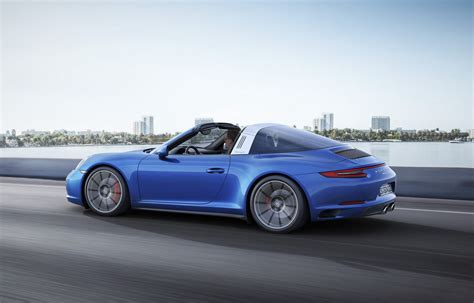 Porsche 911 Targa 2017 by 2017 Porsche 911 Targa 4 Picture 649692 Car Review