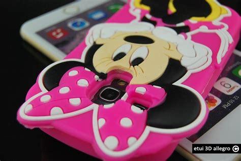 Galaxy V Ace 4 G313 3d Silicone Disney Mickey Minnie Mouse samsung galaxy s3 mini i8190 etui pokrowiec minnie