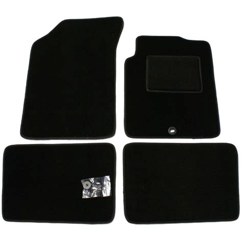 vw beetle classic 66 80 exact fit black car floor mats ebay