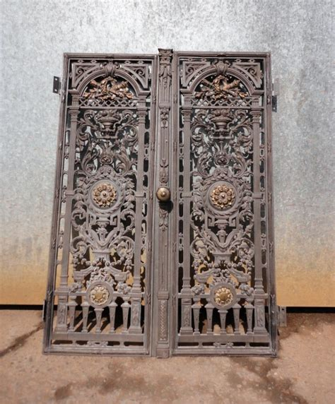 Decorative Metal by Decorative Metal Panels Restoration Of Decorative Cast