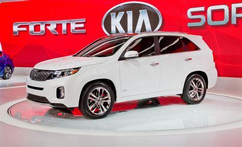 2014 Kia Sorento Sxl Car And Driver