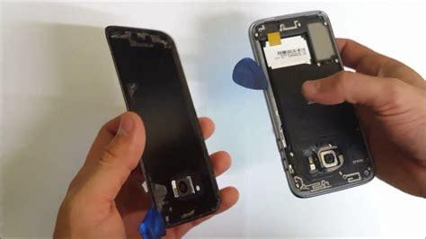 galaxy s7 edge screen replacement charging port repair
