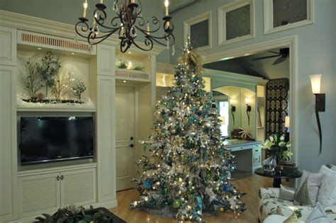 christmas decorating like a pro traditional living room