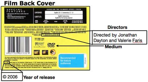 Apa Format Dvd | film online 171 easybib