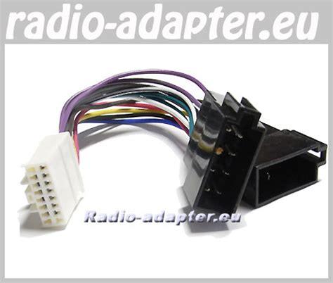 panasonic cq fx 65 len, cq fx 75 len car radio stereo iso