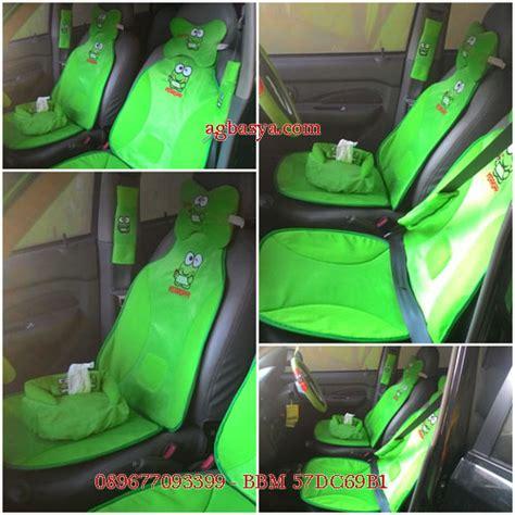Sandaran Jok 6 In 1 Motif Daraemon Universal Mobil jual aksesoris carset pemanis interior mobil 5in1 brio