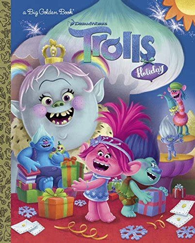 branch s bunker birthday dreamworks trolls golden book books epic trolls sticker sales up 34