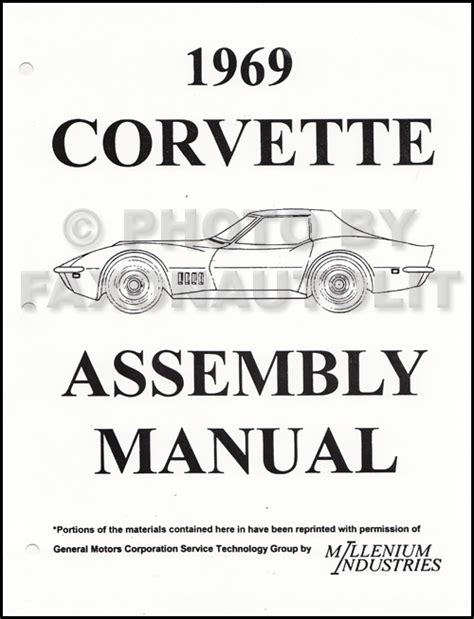download car manuals 1969 chevrolet corvette spare parts catalogs 1969 corvette wiring diagram manual reprint