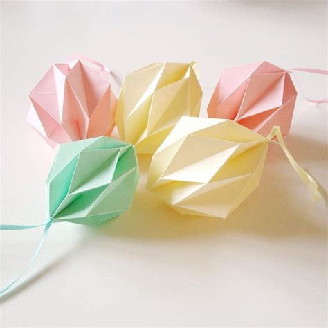Pastel Origami Paper - 17 best images about paper pastel on paper