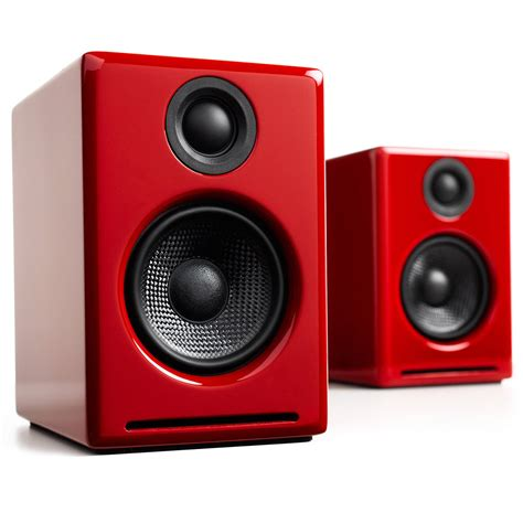 Speaker Pc audioengine a2 2 75 quot powered desktop speakers a2 r