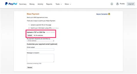 can i make a paypal payment with a credit card how can i make mass payments via paypal tapfiliate help