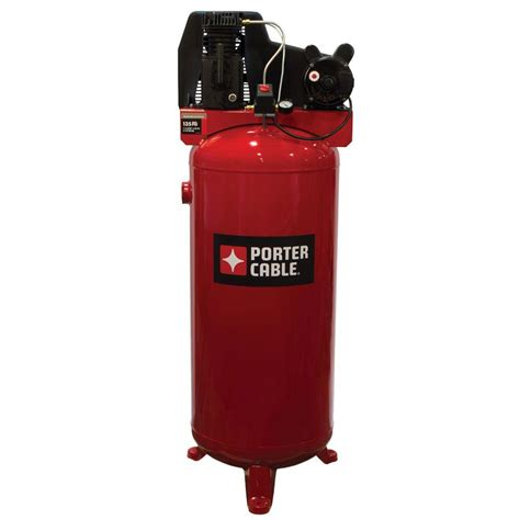 porter cable 60 gal vertical stationary air compressor pxcmlc3706056 the home depot