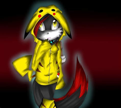 Hoodie Pika Pikachu 1 pika hoodie by raindiederichtw on deviantart