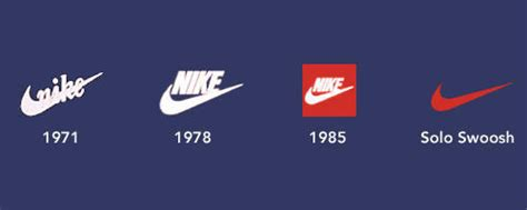 logo history of nike nike logo design history and evolution