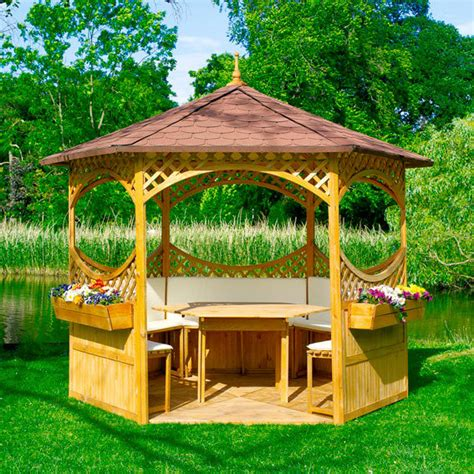 pavillon sechseck pavillon bestellen poetschke de g 228 rtner p 246 tschke